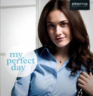 "Kampagnenmotiv ""My Perfect Day"" Damen 2010"