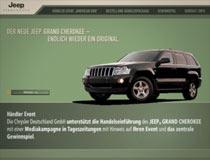 Guideline Manual für die Jeep Händler
